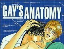 Gay's Anatomy by You Higashino, Yaoi Manga/Graphic Novel in English!