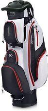 Bennington Cartbag QO 14 Lite Farbe: Black/White/Red Neu!