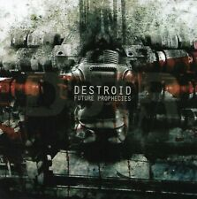 DESTROID : Future Prophecies - CD 2004 LIKE NEW