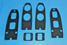 New Pair of Tail Lamp and Reverse Gaskets Seal Kit MGB MG Midget 1963-1969