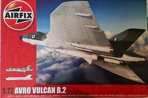 Airfix 1:72 AVRO Vulcan B.2 A12011