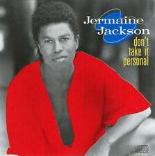 Jermaine Jackson - Don't Take It Personal ( CD, 1989 )