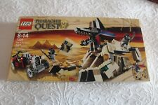 LEGO Pharaoh's Quest Rise of the Sphinx 7326 NEW Retired Sealed Sold Out MISB