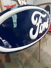 Ford sign, massive sign - Logo.