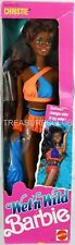 Barbie Wet 'n Wild Christie Doll #4121 New Never Removed From Box 1989 Mattel