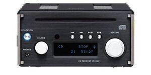 Teac CR-H101DAB Mikro-CD/DAB-Receiver schwarz/black