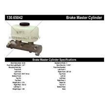 Brake Master Cylinder Fits: 1996 - 1998 Ford Econoline Super Duty, 1988 - 1997 F