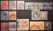 Classic lot the Netherlands used (988A)