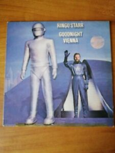 "RINGO STARR ""Goodnight Vienna"" lp"