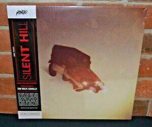 SILENT HILL - Game Soundtrack, Limited 180G 2LP WHITE VINYL Gatefold + OBI New!