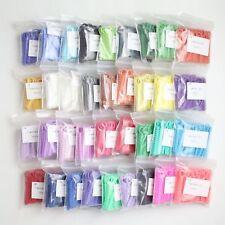 1 Pack 1040 Pcs Dental Orthodontic Elastic Braces Rubber Ligature Ties 37 Colors
