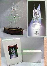 Swarovski Crystal Pierrot 1999 Annual Edition w/ Box COA & Stand Never Displayed