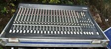 MACKIE MODEL SR-24-4  MIXING CONSOLE 24/ 4/ 2  IN CASE NICE CONDITION