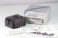 Hasselblad A24 Film Back Type IV 220 24 Foto Excellent Scatola 501 502 Swc 6x6