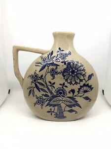 19thC moon flask jug meissen onion pattern Christopher Dresser Minton Oriental