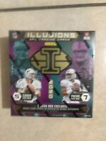 2020 Panini NFL Illusions Football Mega Box Factory Sealed NEW IN HAND FAST SHIP