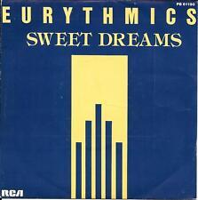"45 TOURS / 7"" SINGLE--EURYTHMICS--SWEET DREAMS / I COULD GIVE YOU--1983"