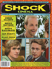 Shock Cinema #43 Chris Elliot Bruce Davison Steve Railsback Ian Ogilvy