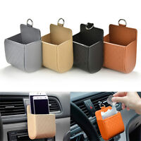 Car Seat Back Tidy Storage Coin Bag Case Organizer Holder Pounch Box For phone A