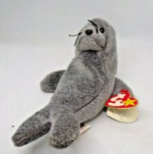 Ty Beanie Slippery the Seal Original Rare Retired with Errors