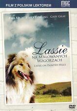 Lassie na malowanych wzgorzach / Lassie - The Painted Hills (DVD) Polish Ed. NEW