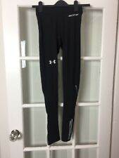 Under Armour Black Heat Gear Compression Leggings Mens SM/P Brand New RRP £65