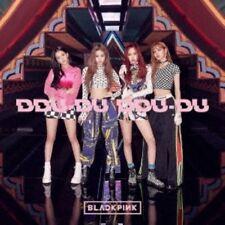 New BLACKPINK DDU-DU DDU-DU First Limited Edition CD DVD Card Japan AVCY-58710