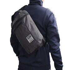 Adidas CC BODY Medium Duffle Bags Dark-gray Running Casual GYM Bag Sacks CE0160