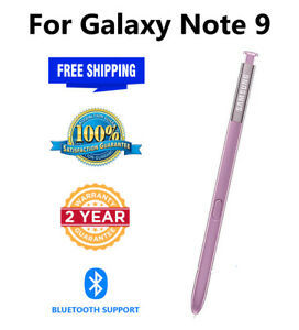 For Samsung Galaxy Note 9 Pencil S Pen Replacement New Bluetooth Original PURPLE