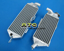 For KAWASAKI KX250 KX 250 1988 1989 88 89 aluminum radiator