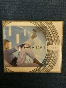David Bowie Survuve Single Cd Stigmata Film Version 2000