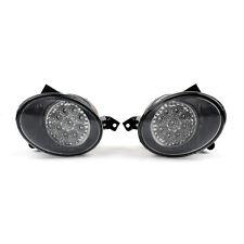 Pair Front LED Fog Lamps Fog Lights For VW Jetta Golf MK6 EOS 1F 5K0941699 700 P