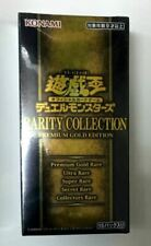Yu-Gi-Oh YuGiOh RARITY COLLECTION PREMIUM GOLD EDITION JAPAN IMPORT BOX