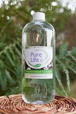 Coconut Oil Fractionated Liquid  - 100% pure & natural carrier oil 1000ml