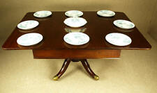 Mahogany Original Victorian Antique Tables