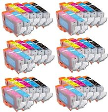 36 PK Quality Ink Set with PC PM for Canon CLI-8 iP6600D iP6700D
