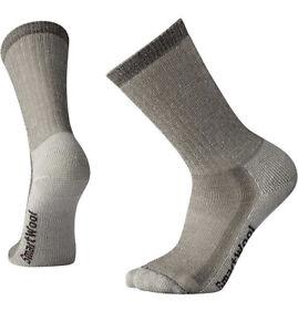 NWOT Smartwool Unisex Hike Medium Crew Socks Taupe Size L