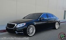 """22"""" RF15 STAGGERED WHEELS RIMS FOR MERCEDES S CLASS W221 W222 S550 2008 -PRESENT"""