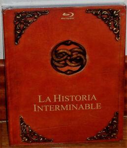 La Storia Infinita Blu-Ray + DVD Nuovo Sigillato Avventure (Senza Aprire) R2