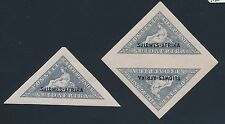 "South West Africa 1926-27 ""HOPE OVERPRINTS""; #82 (SGL) & #82 IMPERF PAIR"