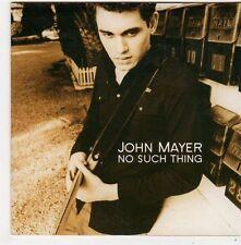 (FG44) John Mayer, No Such Thing - 2002 DJ CD
