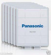 Eneloop Battery Storage Cases, 6 Pack