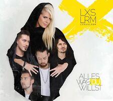 LUXUSLÄRM - ALLES WAS DU WILLST  CD NEU