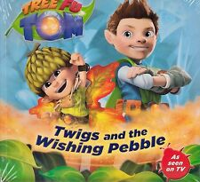 Tree Fu Tom Twigs and the Wishing Pebble BRAND NEW BOOK (Paperback 2013)