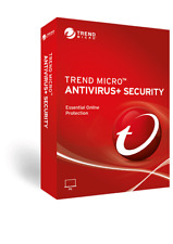 Trend Micro  Antivirus+ Security 2019  One Year 3 Devices