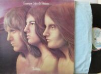 EMERSON LAKE & PALMER ~ Trilogy ~ GATEFOLD VINYL LP