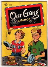 OUR GANG #25 1946 Our Gang by Walt Kelly Barney Bear, Benny Burro by Carl Barks