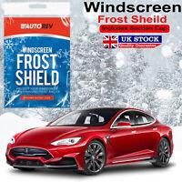 Car Windscreen Windshield Frost Cover Ice Snow Shield Window Mirror Protector UK