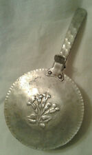 New listing Vintage Everlast Hand Forged Aluminum Silent Butler Ash Tray 552