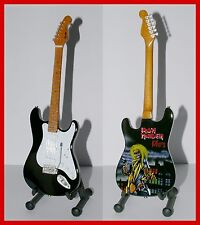 IRON MAIDEN - GUITARE  MINIATURE EDDIE !  Killers ED EDDY Collection Electrique